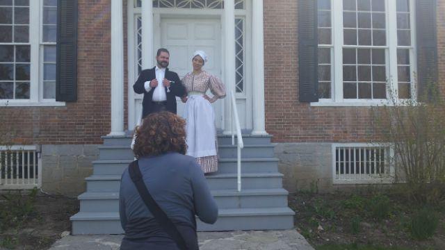 Rev Macaulay and Mary
